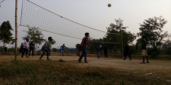 Separate Playground for Volley