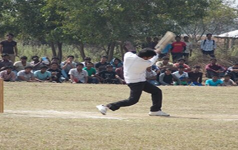 Playground for Cricket